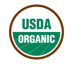 logotipo de vinos orgánicos en estados unidos (USA)