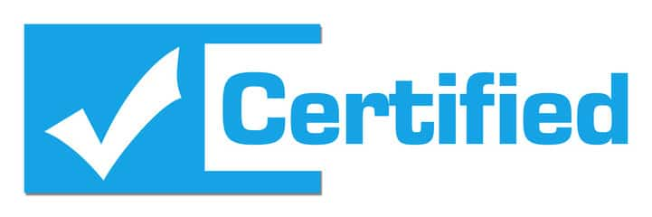 certified fotolia