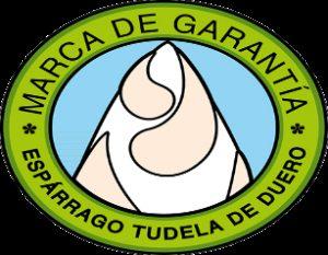 logotipo de la marca de garantía espárrago de Tudela de Duero