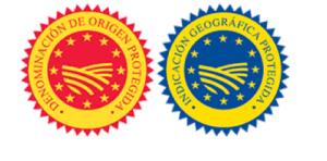 sello de indicación geográfica protegida