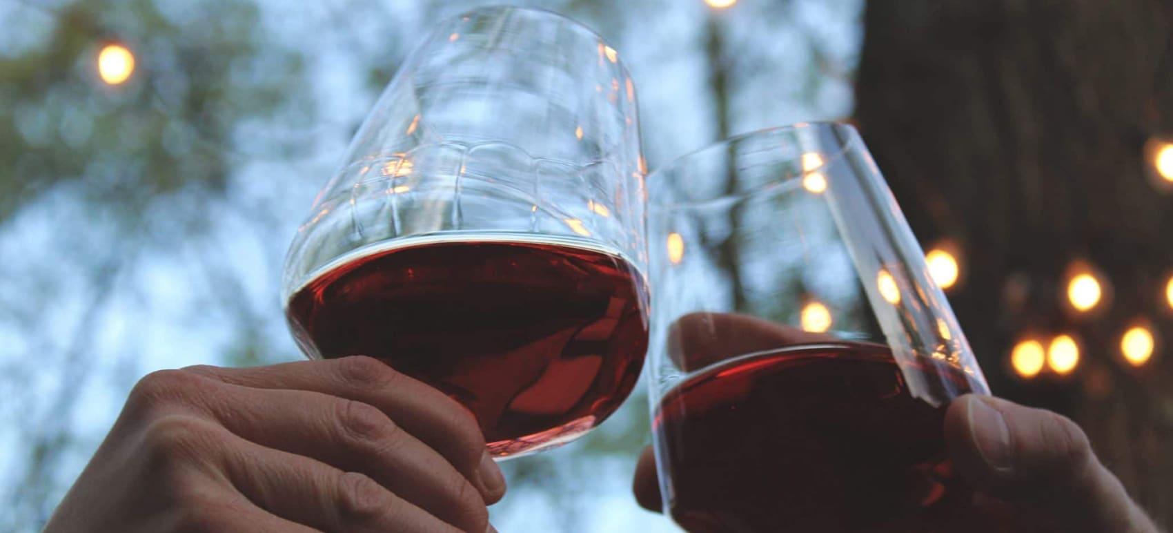 fondo vino
